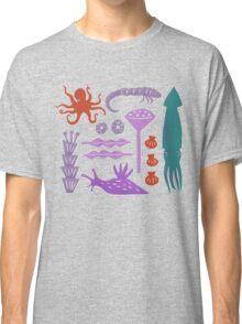 Sea Creatures Classic T-Shirt