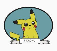 Derpy Pikachu Kids Clothes