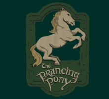 The Prancing Pony Tavern by shirtaddict