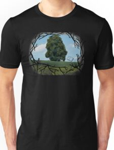 """Read The World Away"" [Transparent Fade] Unisex T-Shirt"