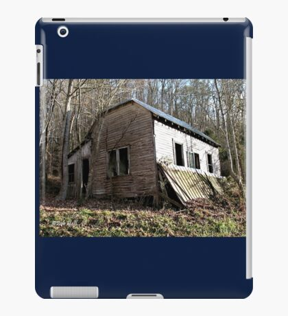 """""""Jackie's House, Another Angle""""... prints and products iPad Case/Skin"""