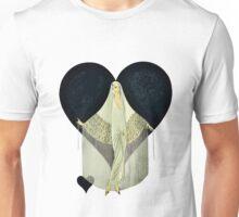 """Art Deco Design by Erte """"June Bride"""" Unisex T-Shirt"""