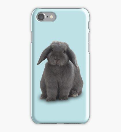 Squidge Blue Phone iPhone Case/Skin