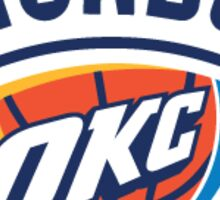 OKC Thunder 2016 Sticker