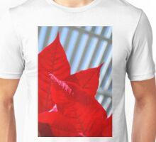 Poinsettia 2 Unisex T-Shirt