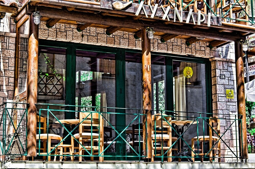 GREECE, LYCHNARI BAR, ARACHOVA by vaggypar