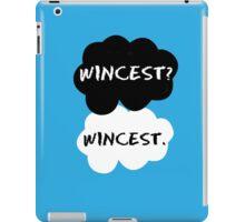 Wincest - TFIOS iPad Case/Skin