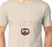 Mr. Walter White: Minimal Artwork Unisex T-Shirt