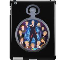 The Clock Strikes Twelve iPad Case/Skin