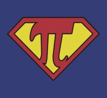 Nerd Things - Superman got Pi power T-Shirt