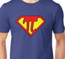Nerd Things - Superman got Pi power Unisex T-Shirt