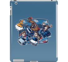 Super 80's Kart iPad Case/Skin