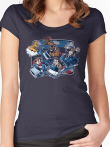 Super 80's Kart Women's Fitted Scoop T-Shirt