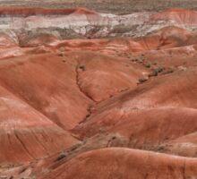 Painted Desert, Arizona USA Sticker