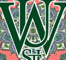 wustl Sticker