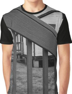 Boathouse | Fire Island, New York Graphic T-Shirt