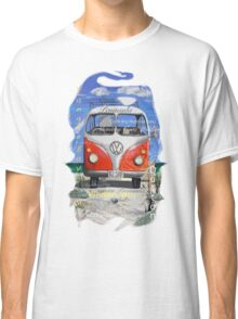 Eyre Peninsula, Beach Kombi Classic T-Shirt