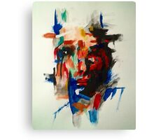 Abstract Emotions  Canvas Print