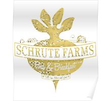 Schrute Farms (Special Mose edition!) Poster