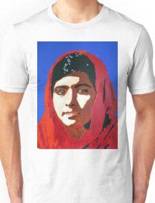 Malala Yousafzai Unisex T-Shirt