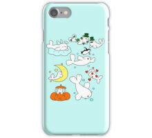 Baby Harp Seals! iPhone Case/Skin