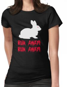Monty Python - The Holy Grail - Killer Bunny Rabbit Womens Fitted T-Shirt