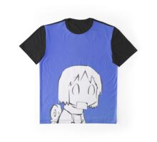 Nano from Nichijou anime Graphic T-Shirt