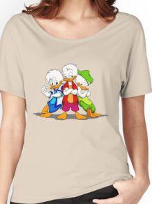 Ducks Women's Relaxed Fit T-Shirt