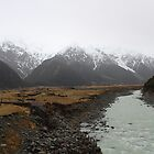 Mt Cook Camp by joshduth