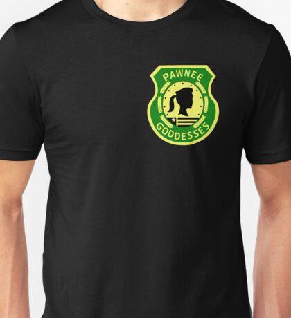 Pawnee Goddesses Unisex T-Shirt