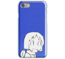 Nano from Nichijou anime iPhone Case/Skin