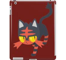 Litten Pokemon Sun and Moon iPad Case/Skin