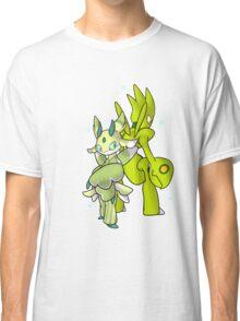 Shiny Scizor and Lurantis Classic T-Shirt