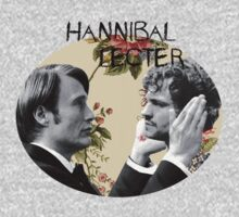 Hannibal Lecter [To be, or not to be] by thescudders