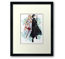 SAO Survivors Framed Print