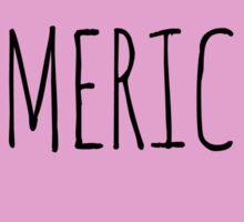 I Love America Sticker