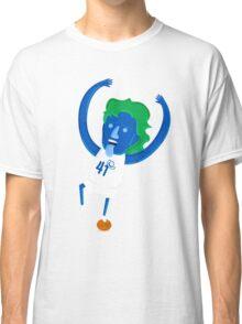 Dirk Nowitzki the Big Nimble German Baller Classic T-Shirt