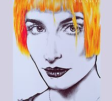 Hayley Williams 02 by Susanna Olmi