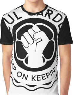 Soul Garden Logo - keep on keepin' on Graphic T-Shirt