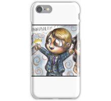 Chibi Hannibal - Alannigram iPhone Case/Skin
