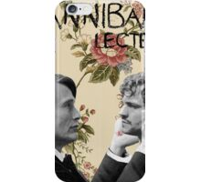 Hannibal Lecter [To be, or not to be] iPhone Case/Skin
