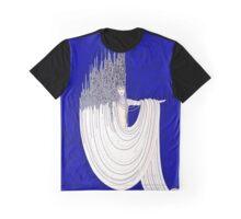 "Art Deco Design by Erte ""North Sea"" Graphic T-Shirt"