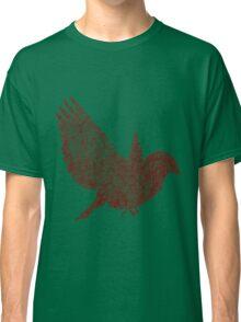 Scribble Bird Classic T-Shirt