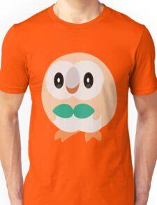 Rowlet Pokemon Sun and Moon Unisex T-Shirt