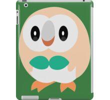 Rowlet Pokemon Sun and Moon iPad Case/Skin
