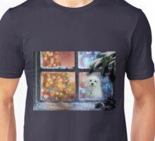 Waiting for Santa ! Unisex T-Shirt