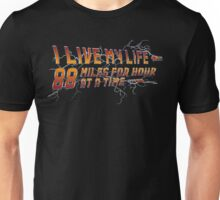 88 miles at a time Unisex T-Shirt