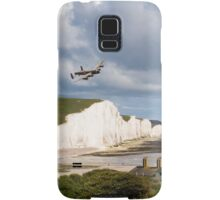 Nine Sisters - Lancasters over the south coast Samsung Galaxy Case/Skin