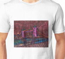 London Bridge at Night Unisex T-Shirt