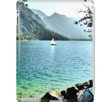 Plansee iPad Case/Skin